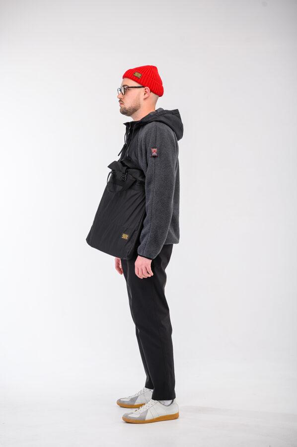 Roll-Top Helmet Bag