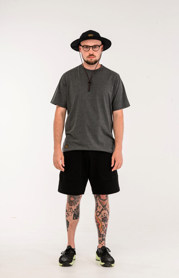Unkown Artist Hard Core T-shirt
