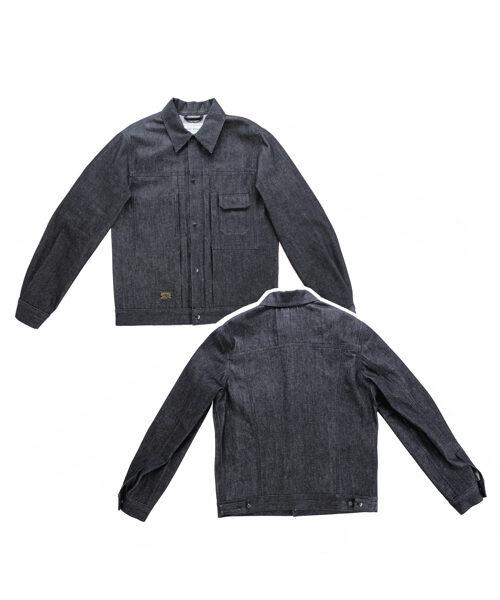 Industrial Denim Jacket