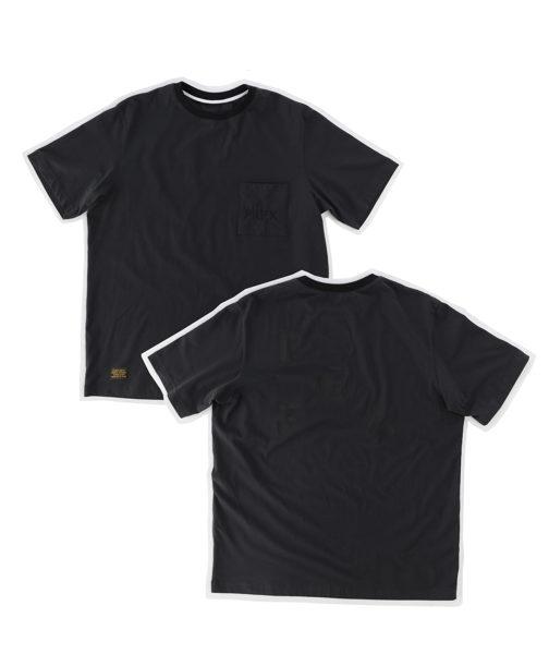 "T-shirt type 2 ""PRFX Hiden Logo"""