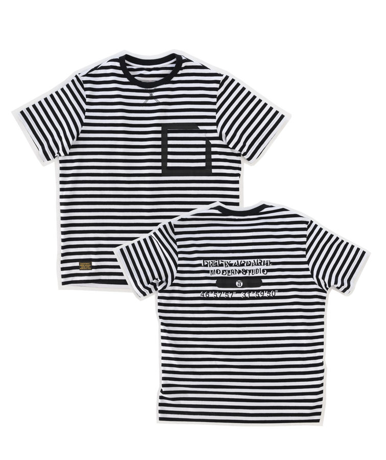 "T-shirt type 1 ""Distortion"""